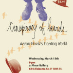 a.Muse Gallery w/Aaron Novik's Floating World