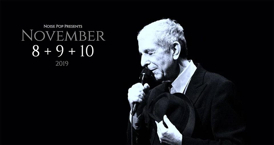 San Francisco Leonard Cohen Festival 2019