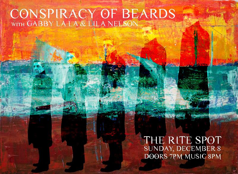 Beards at the Rite Spot December 8, 2019